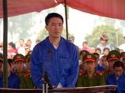 Severas condenas a bandidos en Vietnam