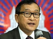 Gobierno cambodiano condena al líder opositor