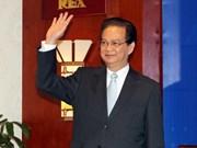 Concluye con éxito Cumbre de MRC, premier vietnamita