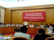 Inspector general pide eficiencia en solución de denuncias ciudadanas
