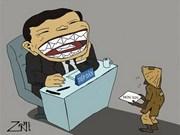 Clausuran concurso sobre caricatura de prensa en Vietnam
