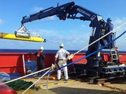 Australia comprueba señales acústicas parecidas a las de MH370
