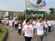 Ayuda canadiense a niños vietnamitas con enfermedades cardíacas