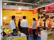 Vietnam busca expandir productos alimenticios en feria asiática
