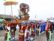 Rito a fundadores de nación une a vietnamitas