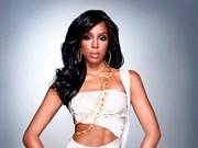 Kelly Rowland, ganadora de cuatro Grammy, actuará en Vietnam