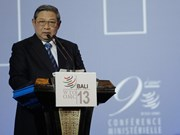 Presidente indonesio reconoce fracaso de partido gobernante