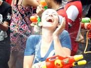 Tailandia celebra el Songkran o Año Nuevo Budista