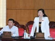 Parlamento analiza proyecto de Ley de Formación Profesional