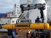 Bluefin-21 finaliza primera misión en búsqueda del MH370