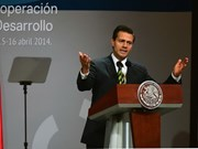 Vietnam participa en reunión de desarrollo global en México