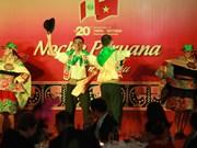Danza y culinaria peruanas llegan a Vietnam