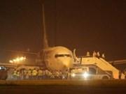 Aterriza de emergencia avión de Malaysia Airlines