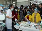 Vietnam sigue su control efectivo contra sarampión