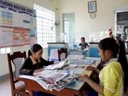 Inauguran estafeta de correos en el distrito isleño de Truong Sa