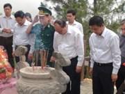 Rinden tributo a Vo Nguyen Giap por aniversario de Dien Bien Phu