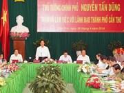 Can Tho, propulsor del desarrollo de delta del río Mekong