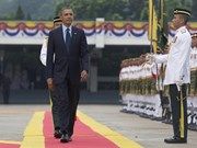 Barack Obama saluda acuerdo militar entre su país y Filipinas