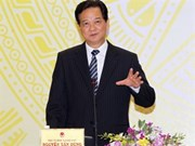 Premier urge acelerar desembolso de inversiones públicas