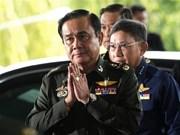 Tailandia: jefe del ejército asume como premier interino