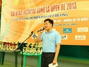 Tenistas vietnamitas competirán en torneo abierto en Rusia