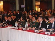 Diálogo de Shangri-La: Abogan por solución pacífica para disputas