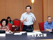 Parlamento vietnamita debate sobre desarrollo socioeconómico