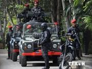 Ministro indonesio defiende programa de modernización militar