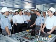 Premier vietnamita elogia corporación de índustria naval