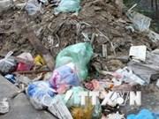Aplicarán tecnologías avanzadas en tratamiento de residuos en Ha Nam
