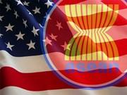 Estados Unidos intensifica relaciones con ASEAN