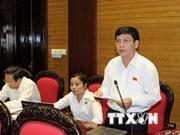Ministros vietnamitas rinden cuentas ante Asamblea Nacional