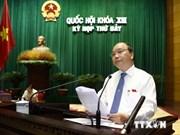 Vicepremier vietnamita rinde cuenta ante el Parlamento