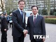 Vietnam y Holanda dispuestos a profundizar relaciones