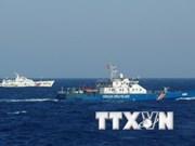 Barcos chinos amenazan embarcaciones vietnamitas