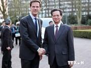 Primer ministro de Holanda iniciará visita a Vietnam