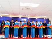 Compañía británica Laird inaugura primera planta en Vietnam
