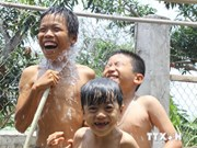Inversión millonaria para suministro de agua en Can Tho