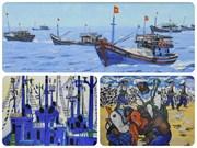 Obras de bellas artes corroboran soberanía vietnamita en Mar Oriental
