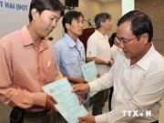 Binh Duong apoya empresas afectadas por disturbios