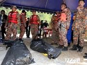 Reportan nueve muertos por naufragio en Malasia