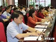 Parlamento vietnamita adopta leyes importantes del país