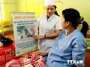 Embarazadas en Vietnam se benefician de atención previa a pruebas de VIH