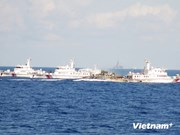China incrementa barcos en aguas jurisdiccionales vietnamitas
