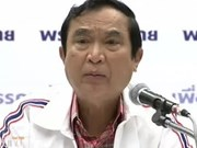 Fundan en Tailandia primer grupo opositor al gobierno militar