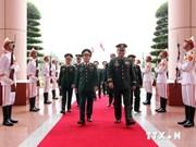 Vietnam y Filipinas aumentan cooperación militar