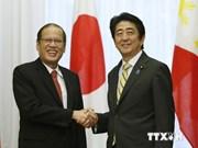 Japón y Filipinas subrayan uso de leyes en solución de disputas