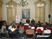 Charla en Argentina resalta desarrollo dinámico de Vietnam