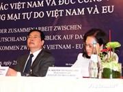 Vietnam y Alemania buscan cooperar en industrias auxiliares