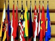 Funcionarios de ASEAN definen estructura regional